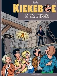 De zes sterren De Kiekeboes, Merho, Paperback