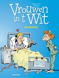 VROUWEN IN'T WIT 33....