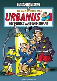 Het pinneke van pinnekeshaar Urbanus, Linthout, Willy, Paperback