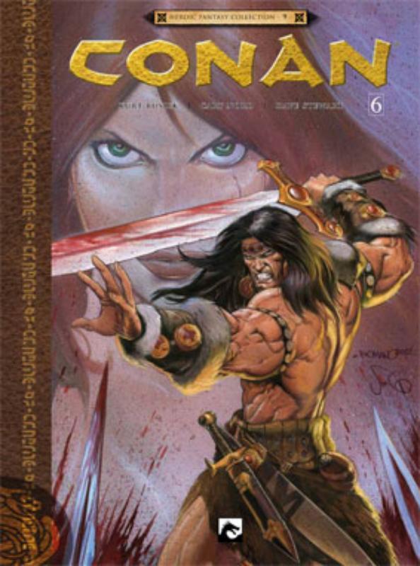 De strijd tegen Thoth-Amon Conan, Kurt Busiek, Hardcover