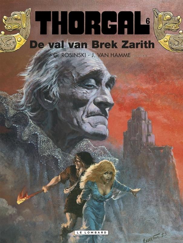 THORGAL 06. DE VAL VAN BREK ZARITH THORGAL, Van Hamme, Jean, Paperback