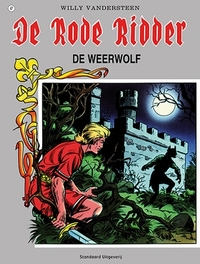 De weerwolf RODE RIDDER, Vandersteen, Willy, Paperback