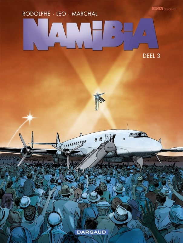 NAMIBIA 03. EPISODE 3/5 NAMIBIA, Rodolphe, Paperback
