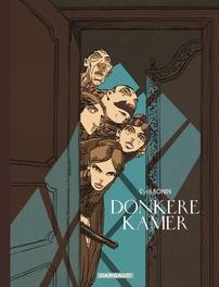 DONKERE KAMER INTEGRAAL HC01. DE DONKERE KAMER INTEGRAAL DONKERE KAMER INTEGRAAL, Bonin, Cyril, Hardcover