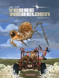 VERRE WERELDEN 04. DEEL 4/5 VERRE WERELDEN, LEO, ICAR, Paperback