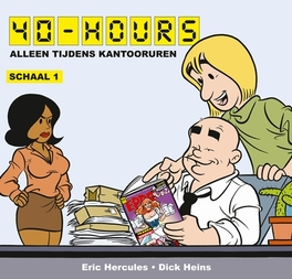 40 HOURS 01. 40 HOURS 40 Hours, Hercules, Eric, Paperback