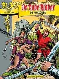 De Amazones RODE RIDDER, Willy Vandersteen, Paperback