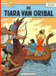 ALEX 04. DE TIARA VAN ORIBAL ALEX, MARTIN, JACQUES, Paperback