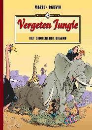Vergeten Jungle-Sidderende Eiland (Archief 13) Vergeten jungle, Cauvin, Raoul, Hardcover