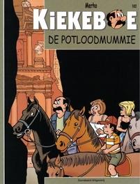 De potloodmummie KIEKEBOES DE, MERHO, Paperback