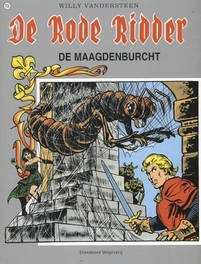 RODE RIDDER 102. DE MAAGDENBURCHT RODE RIDDER, Vandersteen, Willy, Paperback