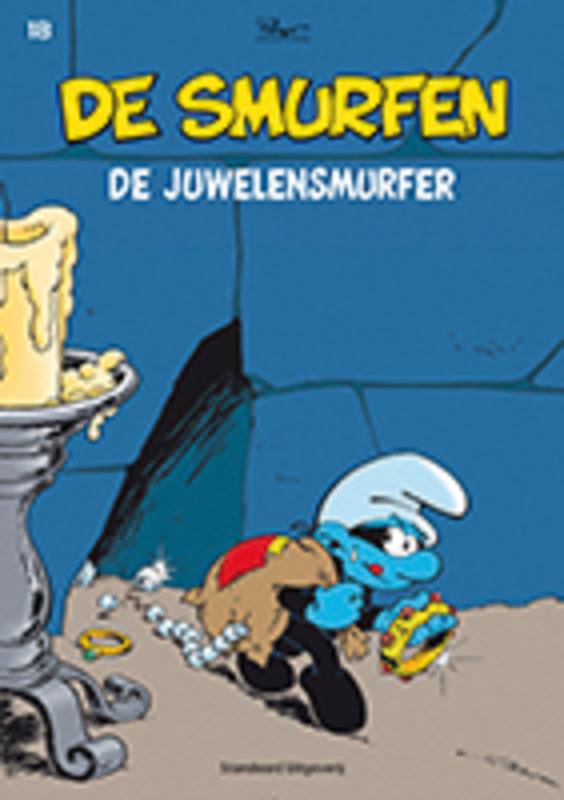 De juwelensmurf SMURFEN, Peyo, Paperback
