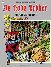 RODE RIDDER 023. HUGAN DE HOFNAR RODE RIDDER, Willy Vandersteen, Paperback