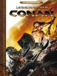 CONAN LEGENDES VAN HC03. GEBOREN OP HET SLAGVELD 3/3 CONAN LEGENDES VAN, Kurt Busiek, Hardcover