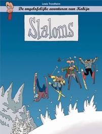 KOBIJN HC00. SLALOMS KOBIJN, Trondheim, Lewis, Hardcover