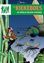 De wereld volgens Kiekeboe KIEKEBOES DE, Merho, Paperback