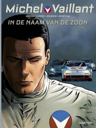 MICHEL VAILLANT SEIZOEN 2 01. IN DE NAAM VAN DE ZOON