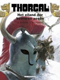 THORGAL 02. EILAND DER BEVROREN ZEEEN THORGAL, Van Hamme, Jean, Paperback