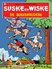 SUSKE EN WISKE 136. DE BOKKENRIJDERS (NIEUWE COVER)