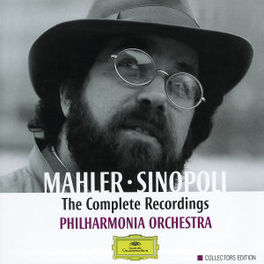 COMPLETE RECORDINGS *BOX* PHILHARMONIA ORCH./GIUSEPPE SINOPOLI Audio CD, G. MAHLER, CD