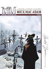Mick Mac Adam HC - Verdun (Millennium 2000) Mick Mac Adam, Runberg, Sylvain, Hardcover
