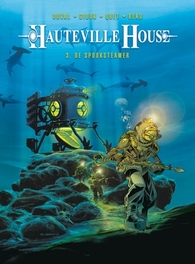 HAUTEVILLE HOUSE HC03. DE SPOOKSTEAMER HAUTEVILLE HOUSE, Duval, Fred, Hardcover