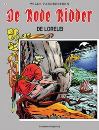 De lorelei RODE RIDDER, Willy Vandersteen, Paperback