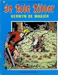 Kerwyn de magier De Rode Ridder, Vandersteen, Willy, Paperback
