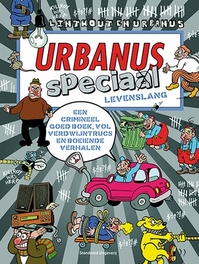 URBANUS SPECIAL 07. SPECIAL LEVENSLANG URBANUS SPECIAL, Linthout, Willy, Paperback