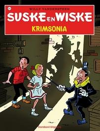 Krimsonia Suske en Wiske, VANDERSTEEN W, Paperback