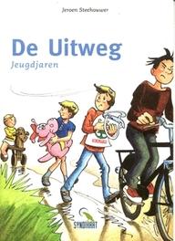 UITWEG 01. JEUGDJAREN UITWEG, STEEHOUWER, Paperback