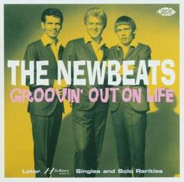GROOVIN' OUT ON LIFE Audio CD, NEW BEATS, CD