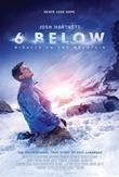 6 Below, (DVD)