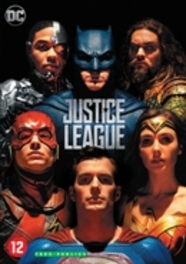 JUSTICE LEAGUE MOVIE, DVDNL