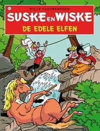 Suske en Wiske De edele elfen SUSKE EN WISKE, Willy Vandersteen, Paperback