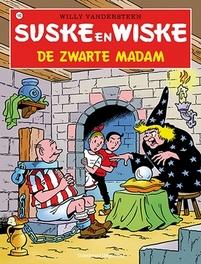 De zwarte madam Suske en Wiske, Willy Vandersteen, Paperback