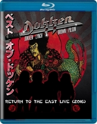 Dokken - Return To The East...
