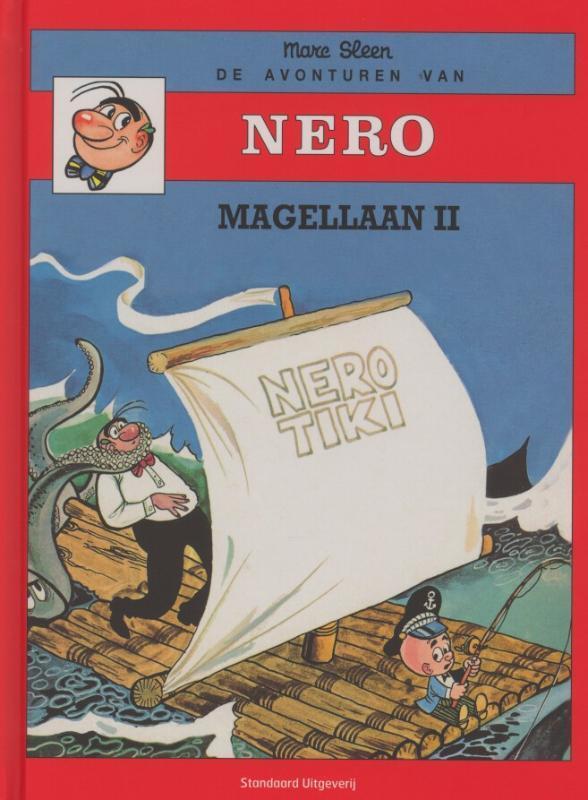 Magelaan II De avonturen van Nero, Sleen, Marc, Hardcover