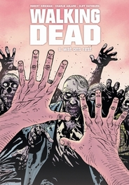 Wat ons rest Walking Dead, Robert Kirkman, Hardcover