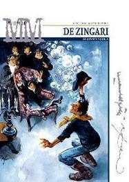 Zingari HC - Zwarte vogels (Millennium 2000) De Zingari, Follet, René, Hardcover
