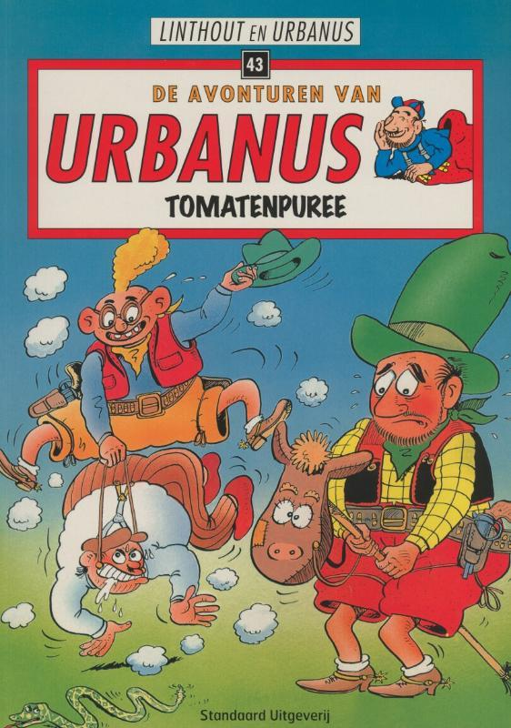 Tomatenpuree Urbanus, Urbanus, Paperback