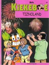 Tiznoland KIEKEBOES DE, Merho, Paperback