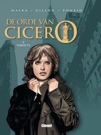 ORDE VAN CICERO HC04. VERDICTS ORDE VAN CICERO, Malka, Richard, Hardcover