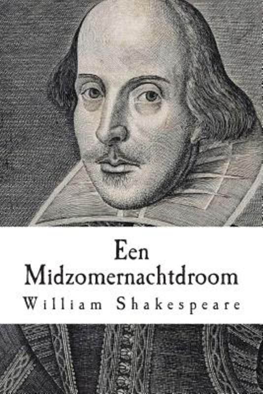 Een Midzomernachtdroom William Shakespeare, Paperback