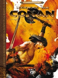 CONAN LEGENDES VAN HC02. GEBOREN OP HET SLAGVELD 2/3 Legendes van Conan, RUTH, GREG, BUSIEK, KURT, Hardcover
