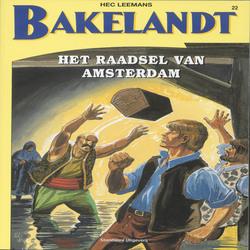 BAKELANDT 022. HET RAADSEL VAN AMSTERDAM