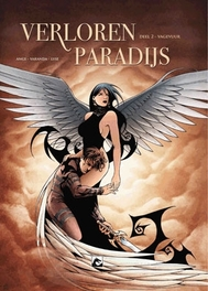 Verloren Paradijs: 2 Vagevuur VERLOREN PARADIJS PSALM 1, Ange, Hardcover