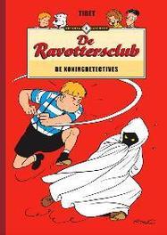De Ravottersclub - De koningdetectives (Archief 4) GEWONE EDITIE, Tibet, Hardcover
