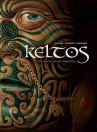 KELTOS HC01. DE PRIESTER VAN DE SLAGVELDEN KELTOS, Pécau, Jean-Pierre, Hardcover