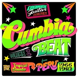 CUMBIA BEAT VOL.2 PERUVIAN CUMBIA FROM THE 60S AND 70S V/A, CD